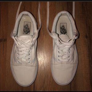 VANS sneakers, size 8.5